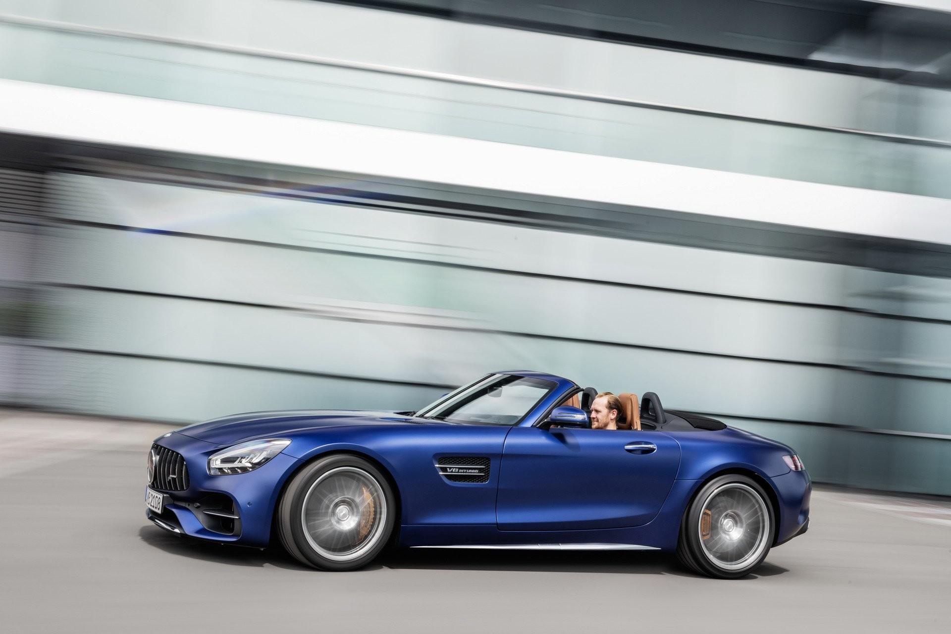 Foto de Mercedes-AMG GT 2020 (19/44)