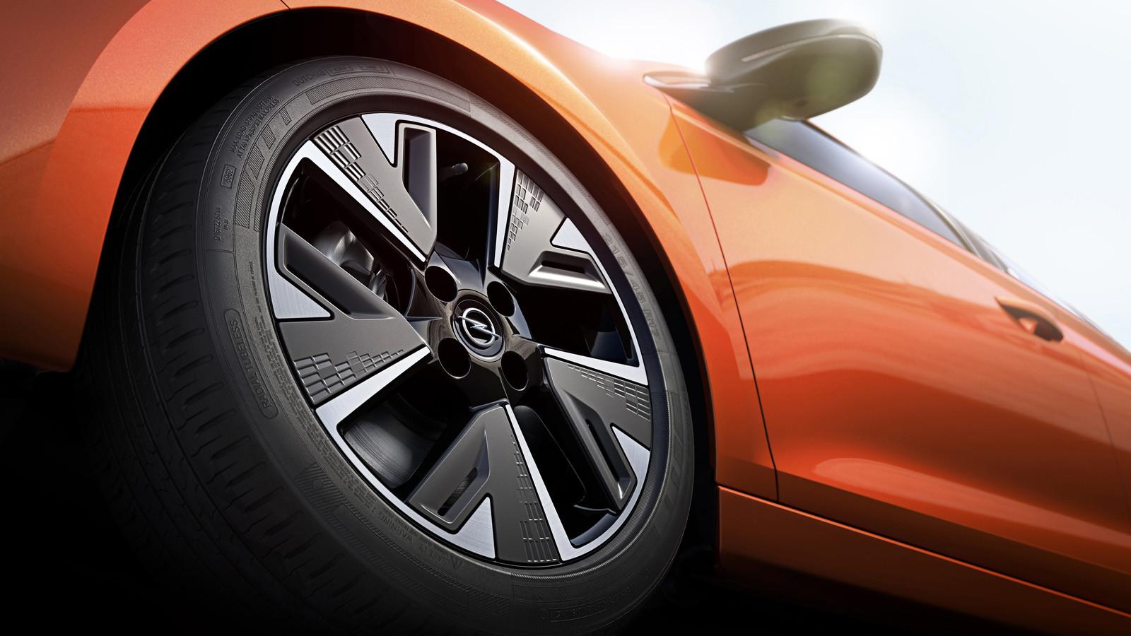 Foto de Opel Corsa 2019 (presentación estática) (28/46)