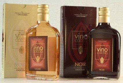 Vino Cacao, vino aromatizado al chococate