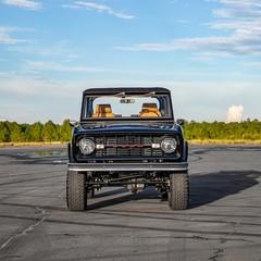 Foto 9 de 29 de la galería ford-bronco-modificado-por-velocity-restoirations en Motorpasión México