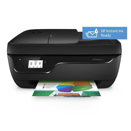 Impresora multifunción HP OfficeJet 3831 WiFi, con 3 meses de tinta gratis, por 49 euros