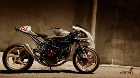 RAD to HELL, lo más cercano al infierno de Ducati