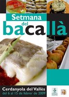 V Semana del Bacalao en Cerdanyola del Vallés en Barcelona