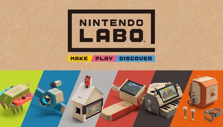 Nintendo Labo: descarga GRATIS los patrones de todos los Toy-Con en pdf desde la web de Nintendo