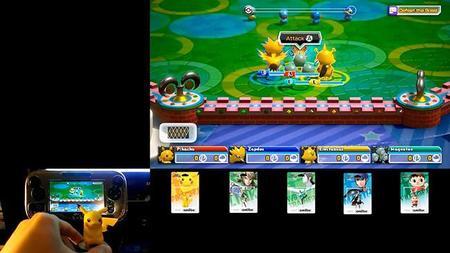 Descubierta Funcionalidad De Amiibos En Pokemon Rumble U 00