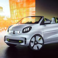 Con el Forease Concept, Smart nos habla de estilo, diversión... y de su adiós al motor de combustión