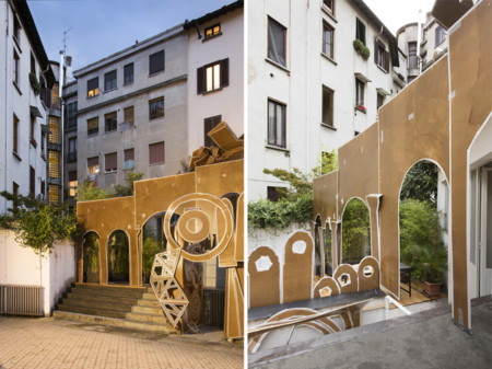 Pop Up Building Milan Marselleria 5