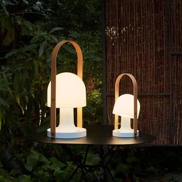 6 lámparas portátiles (y de diseño) para ahorrar en la factura de la luz