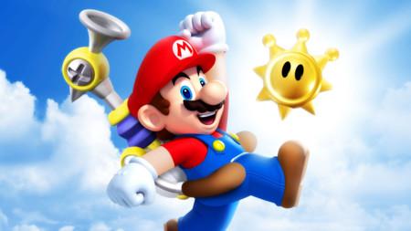 Super Mario Sunshine Hd Wallpaper Gvxq