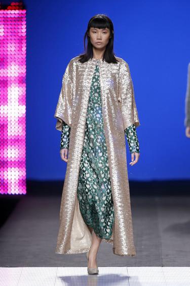 Los mejores 77 looks del primer día de la Mercedes-Benz Fashion Week Madrid Invierno 2015