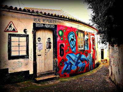 Las repúblicas: así son las comunas en las que viven cientos de estudiantes en Coímbra