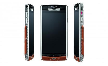 'Vertu for Bentley', un smartphone de 12.500 euros