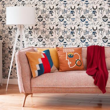 Las paredes se llenan de arte con los nuevos papales pintados de Habitat