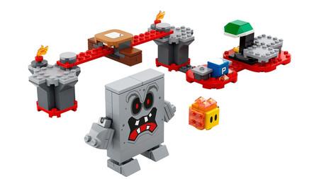 Lego Lava