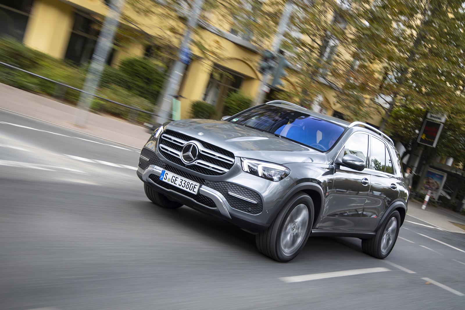 Foto de Mercedes-Benz GLE 350e y GLC 300e (16/26)