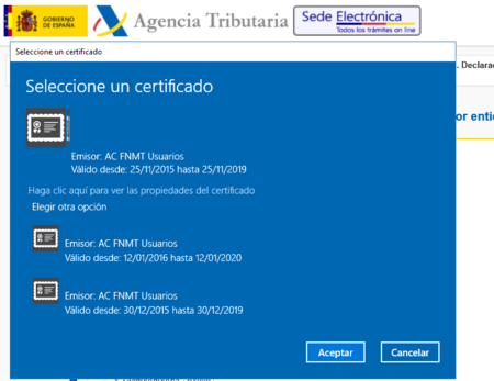 Cambios en la renovación de certificados electrónicos de la FNMT a partir del lunes