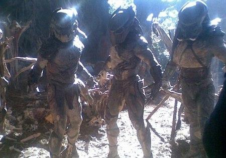 'Predators', primeras imágenes