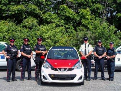 Nissan colabora con la policía para acabar con las carreras callejeras…en Canadá