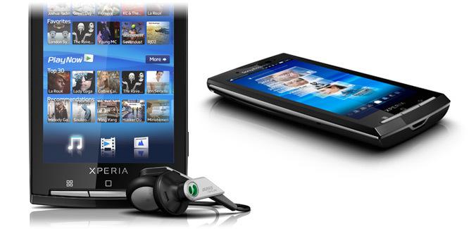 Foto de Sony Ericsson Xperia X10, diferentes medios (7/15)