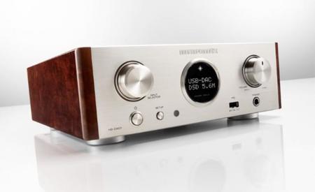 HD-DAC1: Marantz lanza su nuevo amplificador de auriculares de referencia con DAC