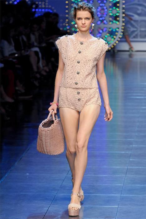 Foto de Dolce & Gabbana Primavera-Verano 2012 (67/74)
