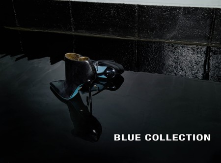 Zara Blue Collection 01