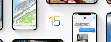 iOS 15: cómo actualizar y modelos de iPhone compatibles