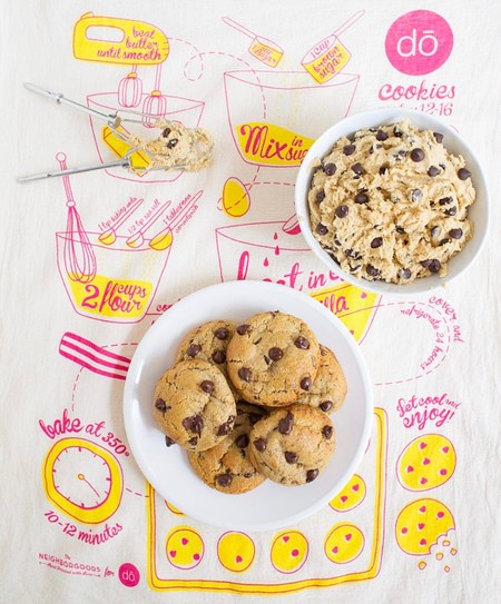Cookies Raw Do Truco