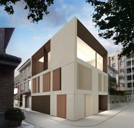 Casa Moderna Ciudad2