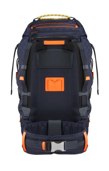 mochila de frente