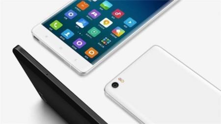 Xiaomi Mi Note Pro Triangle