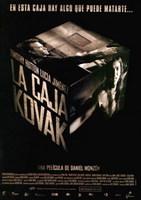 'La Caja Kovak', con el suspense en los talones