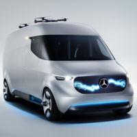 Vision Van Concept: así ve Mercedes-Benz el futuro de las furgonetas