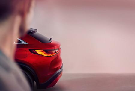 El Infiniti QX55 será el primer modelo nuevo de la marca en 3 años, y se anuncia con este teaser