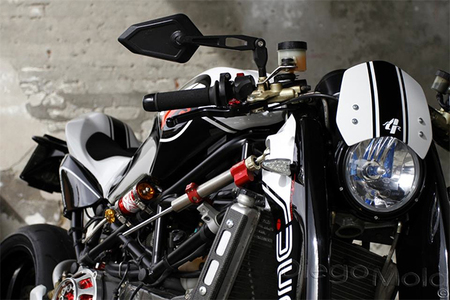 Ducati Monster S4R Tesio