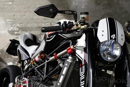 Ducati Monster S4R Tesio