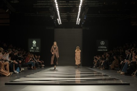 Dekton R Xgloss Brilla En La Mercedes Fashion Week De Madrid 2