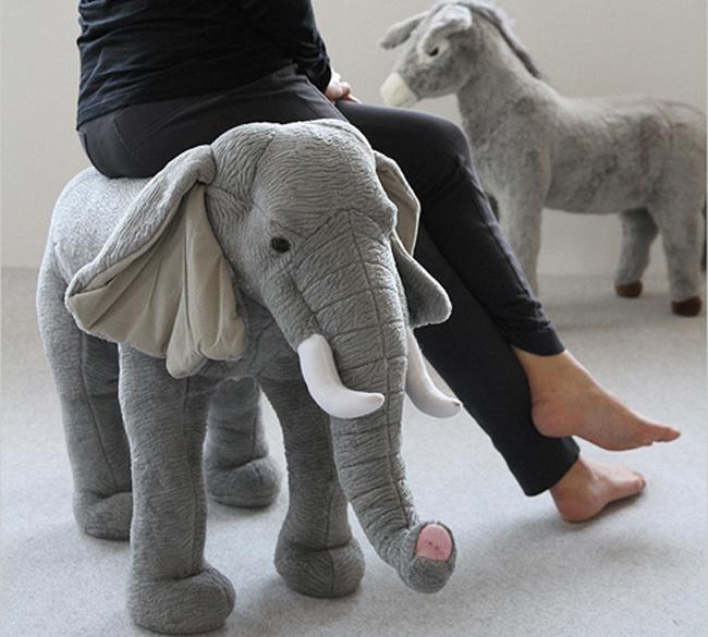 asiento elefante