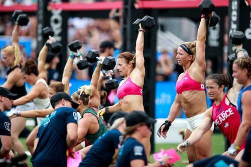 Cómo, dónde y cuándo ver la final de los CrossFit Games 2020