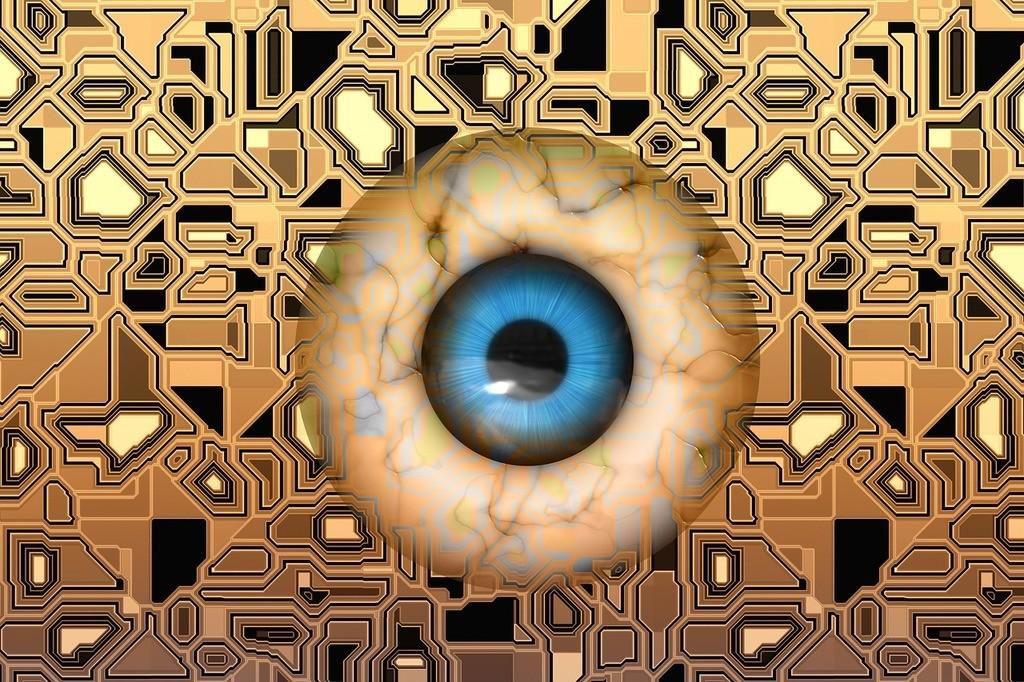 La IA ya es capaz de imitar nuestra visión periférica: ve pequeños fragmentos de su entorno y rellena los espacios en blanco
