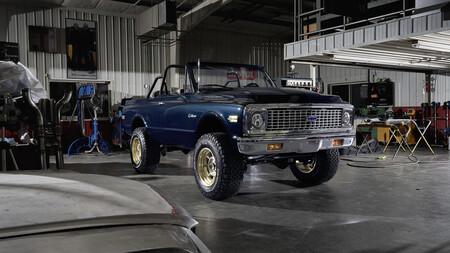 Chevrolet Blazer K5 1971, Ringbrothers eleva el listón con este off-road restomod