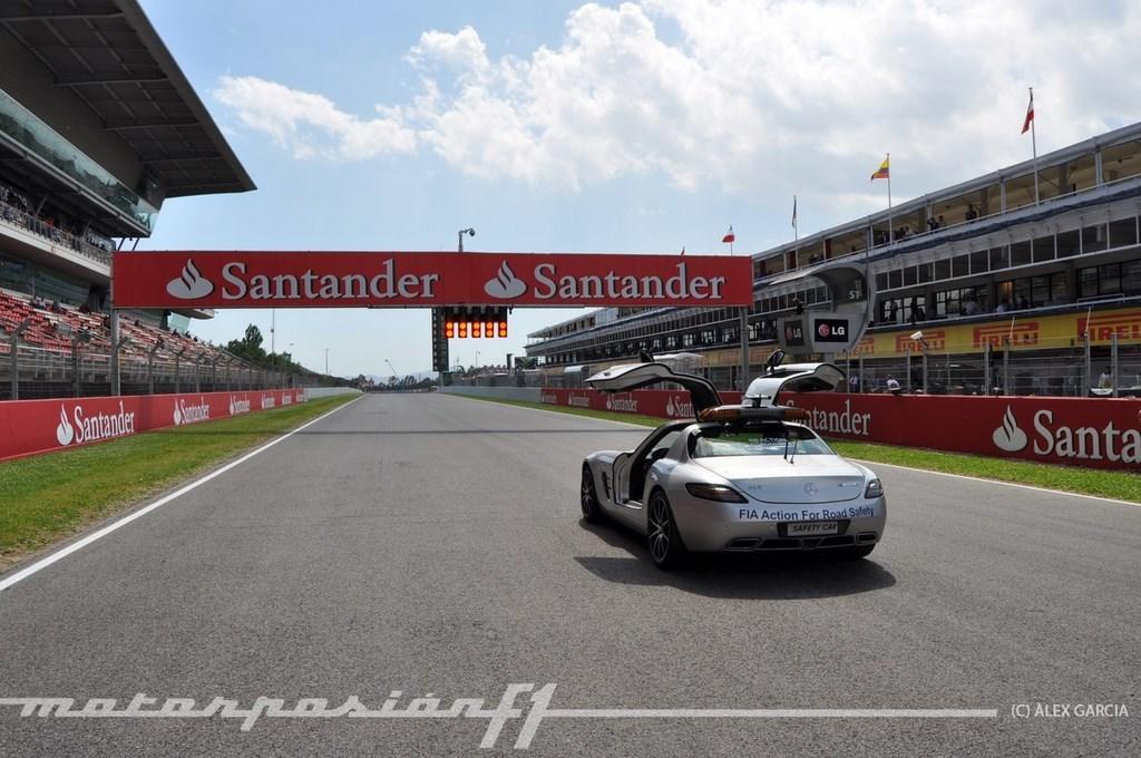GP2 2013 Barcelona