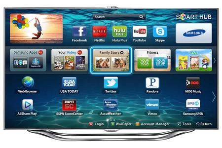 Smart TV y Aplicaciones