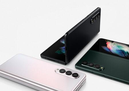 Samsung Galaxy Z Fold3: el plegable que lo empezó todo vuelve mejor que nunca