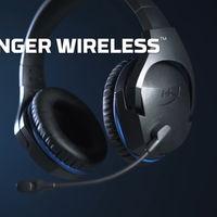 HyperX pone a la venta sus nuevos auriculares gaming, los Cloud Stinger Wireless