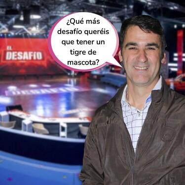 Jesulín de Ubrique, concursante confirmado de la segunda edición de 'El Desafío': Una dura pérdida para el club del gazpachuelo, una gran ganancia para Antena 3