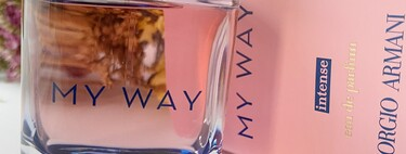 El perfume My Way de Armani se vuelve más intenso, profundo y seductor de cara al próximo otoño. Lo probamos
