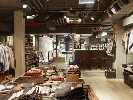 Levi's inaugura tienda en Los Campos Eliseos de París