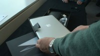 Primeras imágenes del desempaquetado del MacBook Air