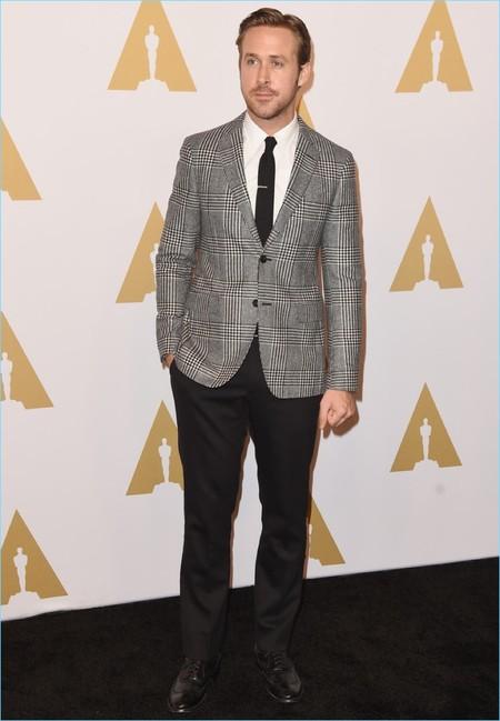 Ryan Gosling 2017 Academy Awards Nominee Luncheon 002